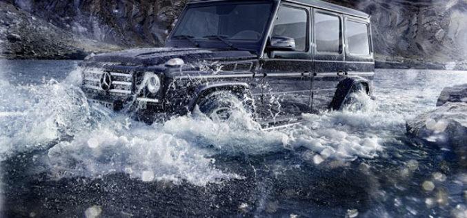 "Mercedes-Benz G 500 4×4 ""na kvadrat"" – Ide u proizvodnju"
