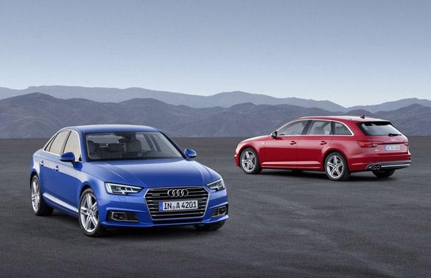 Novi Audi A4  i A4 Avant 2015