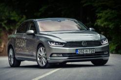 Volkswagen Passat test automobil godine 2015.
