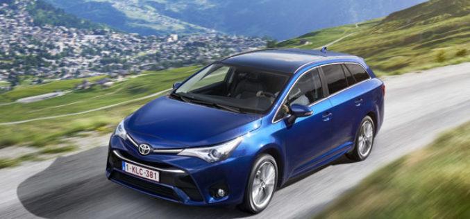 Vozili smo: Novi Toyota Avensis – Čistokrvni evropljanin