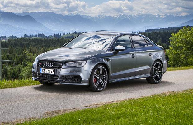 ABT Audi S3 Limo Sedan 01