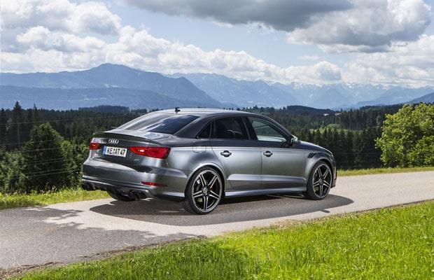 ABT Audi S3 Limo Sedan 02