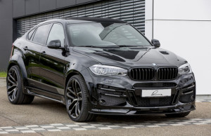 BMW X6 LUMMA CLR X6R Wide body - 01