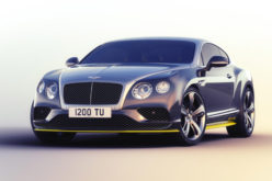Bentley predstavlja specijalni Continental GT Speed Breitling Jet Team Series model