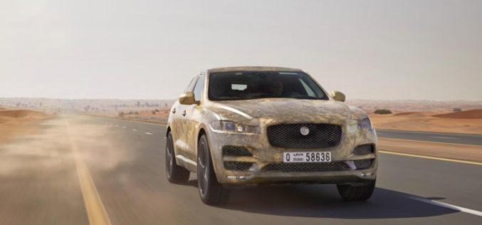 Jaguar F-PACE – Testiran na najzahtjevnijim lokacijama