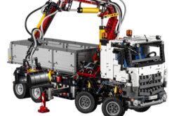 LEGO Technic Mercedes-Benz Arocs 3245 tipper – Kamion za entuzijaste