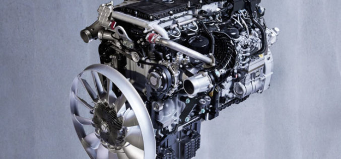 Mercedes-Benz OM 471 – Nova generacija motora