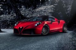 Pogea Racing Alfa Romeo 4C – Supersportska individualizacija