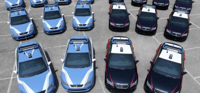 Italijanska policija kupila 4.000 Seata: Državna policija i Karabinjeri u Leonu