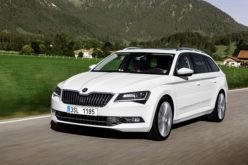 Premijera Škoda Superb Combi modela bit će na sajmu u Frankfurtu 2015.