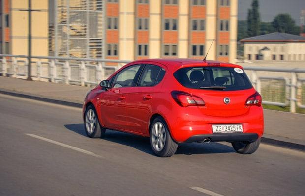 Test Opel Corsa 1.0 - 620 - 28