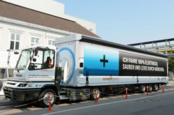 BMW predstavio električni kamion – Ekoločki čist i tih transport kroz Munchen