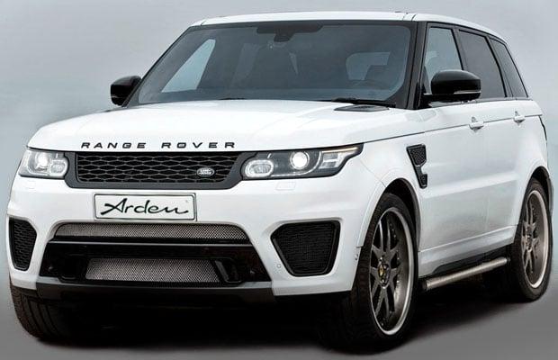 Arden Range Rover Sport SVR 01