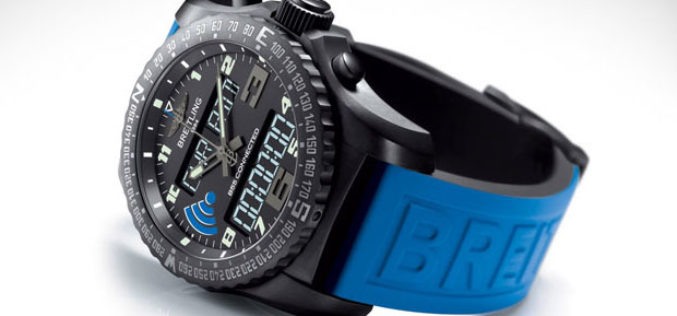 "Breitling B55 Connected – Prvi analogno-digitalni ""pametni"" ručni sat"