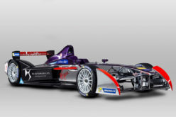 Tim DS Virgin Racing predstavlja boje za drugu sezonu