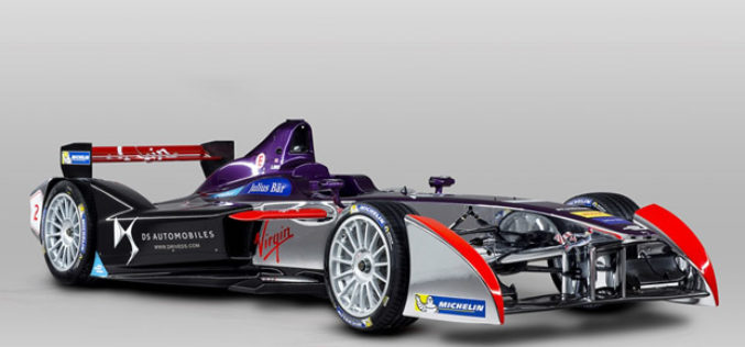Tim DS Virgin Racing predstavlja boje za drugu sezonu