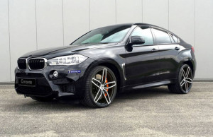 G-POWER BMW X6 M F86 - 01