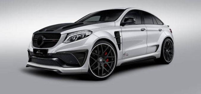 Mercedes-Benz GLE Coupé LUMMA CLR G 800
