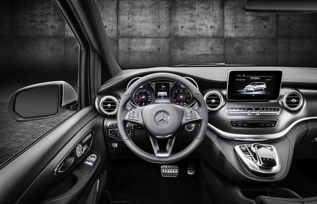 Mercedes-Benz V 250 d ( W 447 ) AMG Line 2016