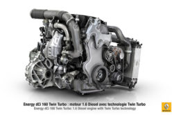 Predvodnik moderne Renaultove dizelske konjice: Tehnološki dragulj Energy dCi 160 TwinTurbo