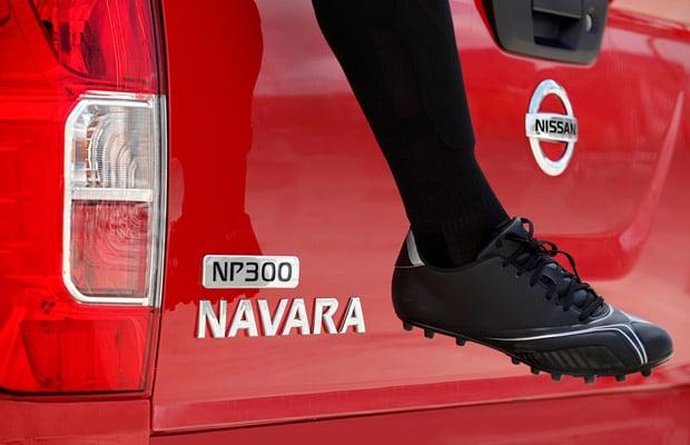 Nova Nissan Navara 2015