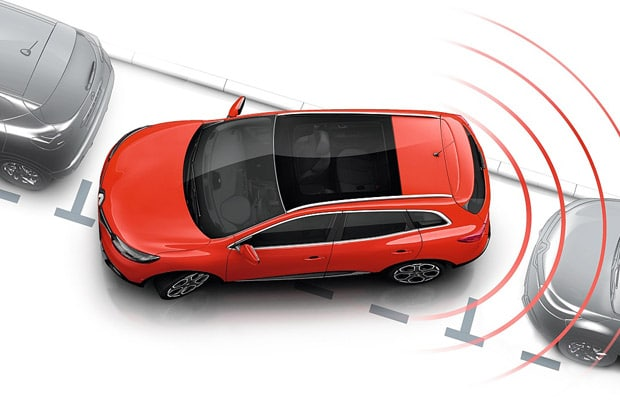 Renault Kadjar-Easy park assist
