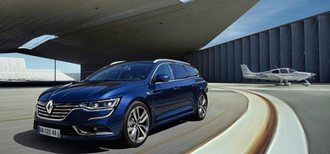 Renault predstavlja Talisman Grandtour – Novi luksuzni karavan u D segmentu