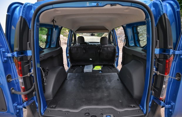 test dacia dokker 1 5 dci stepway minka u rumunjskom stilu carlander. Black Bedroom Furniture Sets. Home Design Ideas