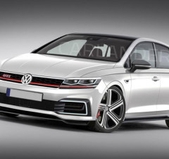 volkswagen golf facelift 2019