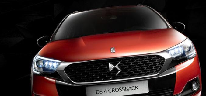 Predstavljen novi DS 4 i DS 4 Crossback