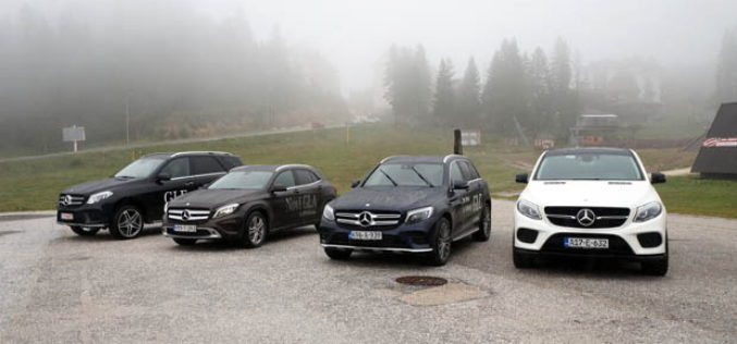 Mercedes-Benz predstavio nove modele na BH tržištu
