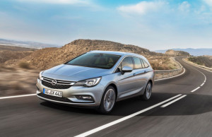 Opel Astra ST 2015