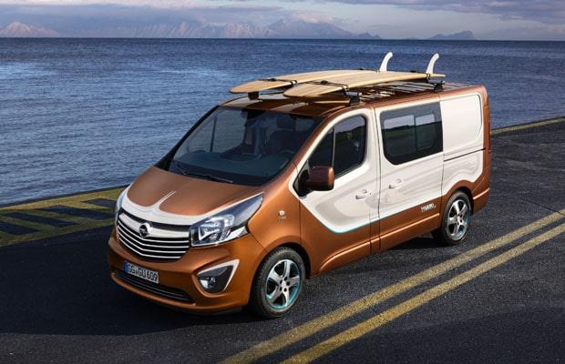 Opel Vivaro Surf Concept 01