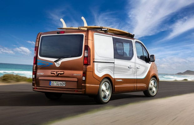 Opel Vivaro Surf Concept 02