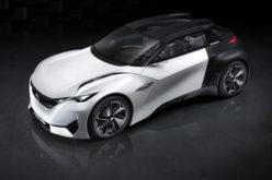 Peugeot Fractal električni coupé
