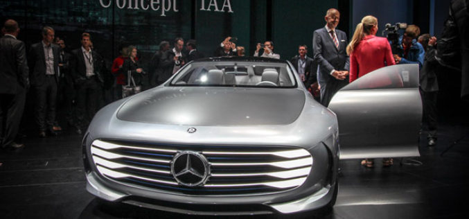 Sajam automobila u Frankfurtu 2015: Pogled u budućnost kroz koncepte – II dio