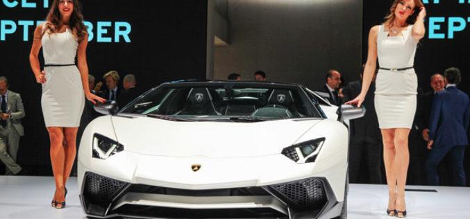 Sajam automobila u Frankfurtu 2015: Snaga i brzina u luksuznom pakovanju – III dio
