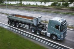 Volvo Trucks predstavlja nivu funkciju – Tandem Axle Lift