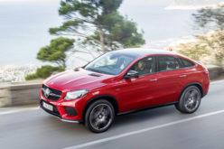 Mercedes-Benz GLE Coupé – Sportski SUV