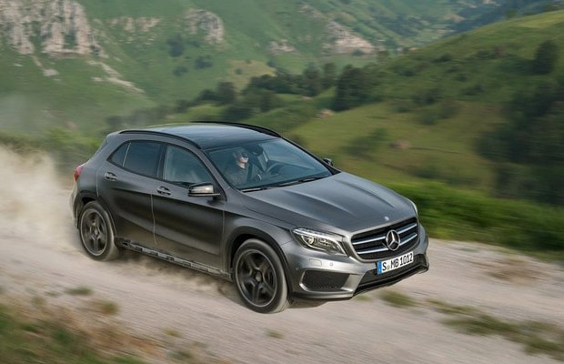 Mercedes-Benz-GLA-Class 2015 - 01