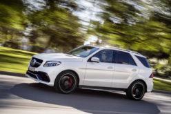 Mercedes-Benz GLE: Spoj efikasnosti i performansi