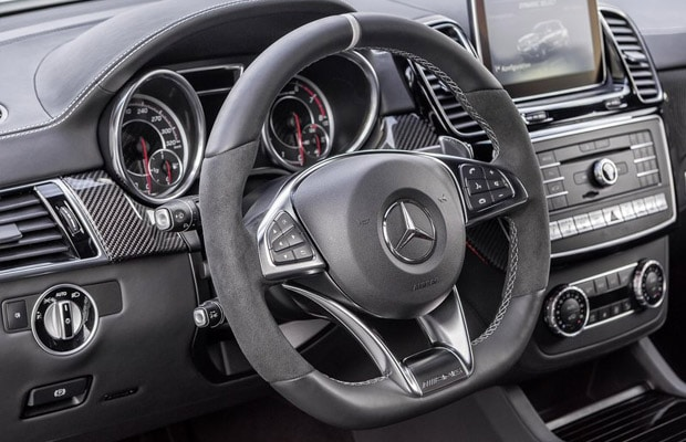Mercedes-Benz GLE 63 AMG 2016 04