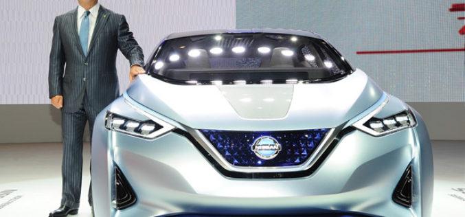 Nissan IDS Concept: Nissanova vizija budućnosti električnih vozila i autonomne vožnje