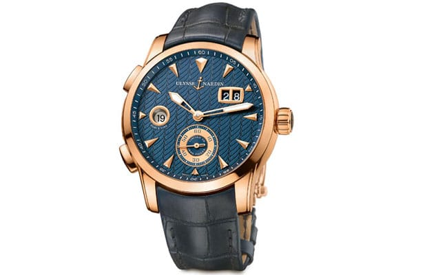 Ulysse Nardin Dual Time Manufacture 02