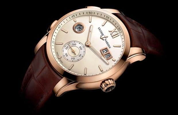 Ulysse Nardin Dual Time Manufacture 04