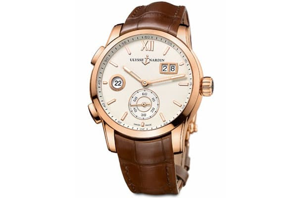 Ulysse Nardin Dual Time Manufacture 05