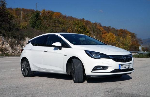 Vozili smo Opel Astra (K) 03