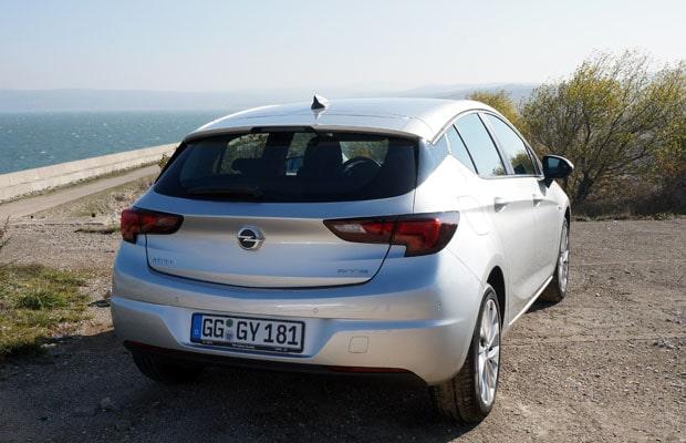 Vozili smo Opel Astra (K) 07