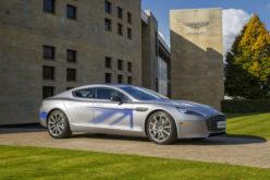 Aston Martin RapidE Concept – Čist i tih