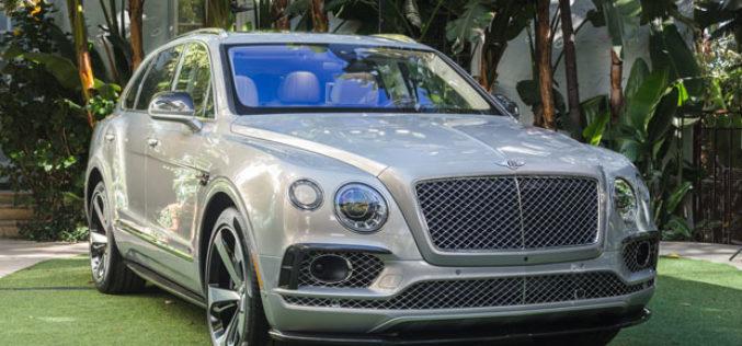 Bentley Bentayga – Debi za ekskluzivne VIP kupce